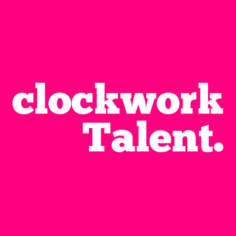 Logo ClockworkTalent | Digital Marketing Recruitment